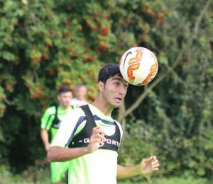 حضور سیدمحسن کریمی در تست دوپینگ پس از بازی مقابل قطر