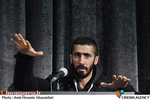 حضور یاسر خاسب در جشنواره «هنر، ضد خشونت و افراط گری»