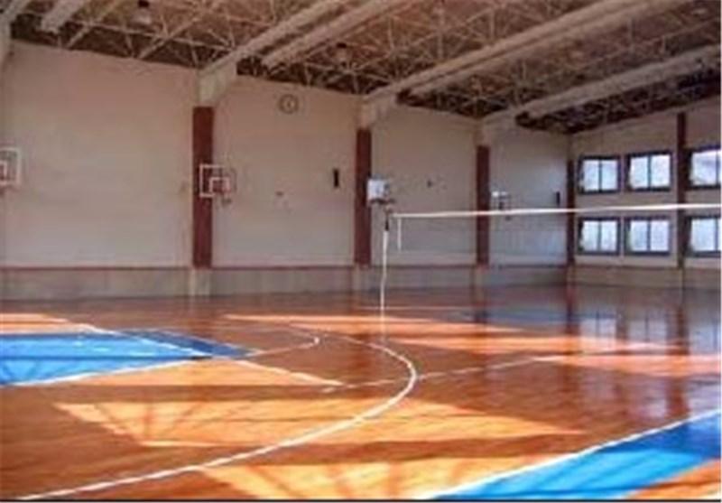 سالن ورزشی ۵ هزار نفری در ساری احداث میشود