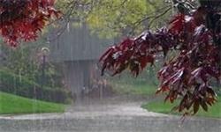 آسمان مازندران از فردا بارانی است
