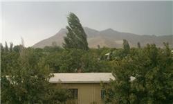 وزش باد شدید و طوفان در مازندران
