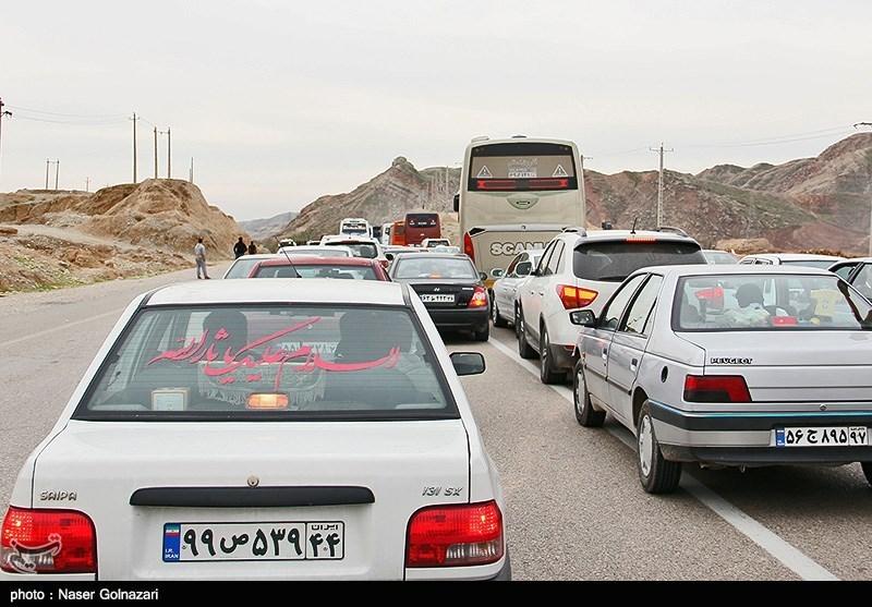 اعمال محدودیتهای ترافیکی نوروز ۹۵ در محورهای استان مازندران