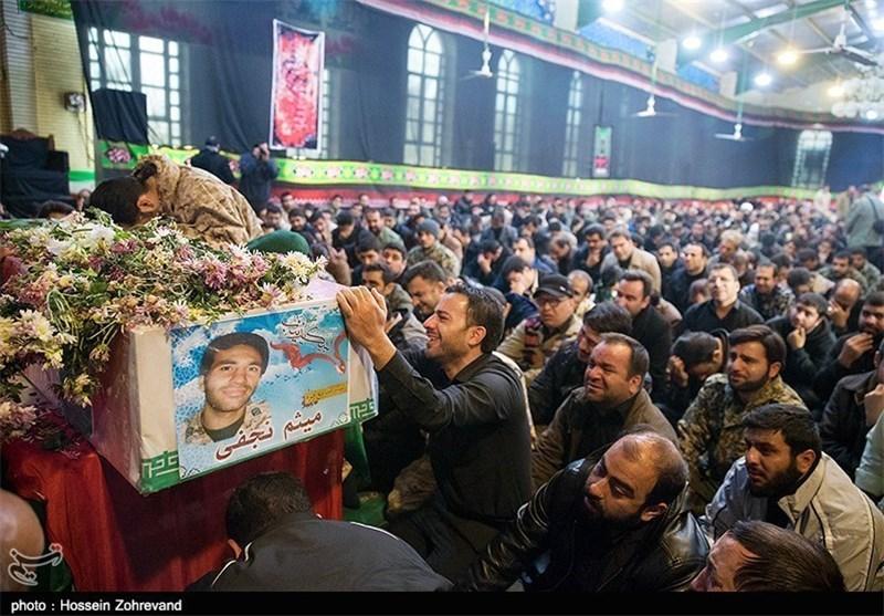 مراسم وداع سه شهید دفاع مقدس در ساری برگزار میشود