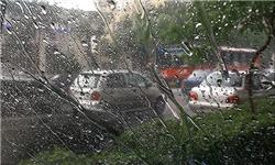 آسمان مازندران از فردا بارانی میشود