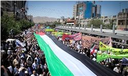 مسیر راهپیمایی روز قدس در بخش چهاردانگه اعلام شد