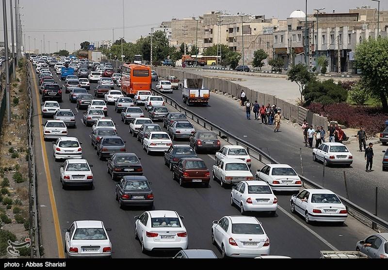 رتبه دوم تردد کشور در مازندران ثبت شد/ محور ساری ـ قائمشهر پرترددترین جاده مازندران