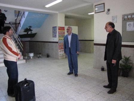 پذیرش۵۰۰ نفر روز مسافر توسط ستاد اسکان نوروزی  چهاردانگه