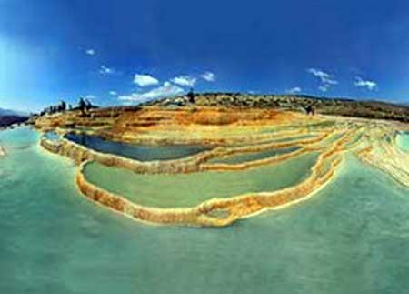 چشمه های آب معدنی مازندران؛ زیبا و جذاب برای گردشگران