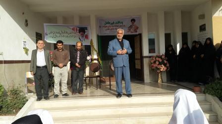 برگزاری مراسم  پدافند غیر عامل در منطقه چهاردانگه