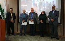 مراسم معارفه مدیرکل چهاردانگه ای  حفاظت محیط زیست استان مازندران برگزار شد+ تصاویر