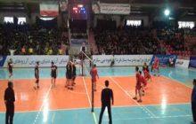 برتری عمران شهرداری ساری مقابل اراک+حاشیهها