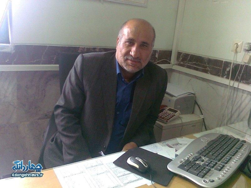 دیدار شورای اسلامی بخش چهاردانگه با مدیر کل کمیته امداد امام خمینی(ره)