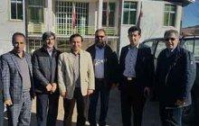 حضور مدیرکل صنعت معدن و تجارت استان مازندران در چهاردانگه + تصاویر