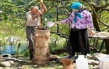 فیلم: « تِلم زنی »، سنت قدیمی مردمان کوهستان