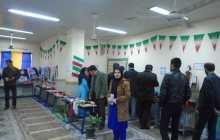 تشکیل بازار چه های کار آفرینی در دبیرستان های منطقه چهاردانگه