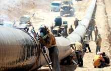 خط ۴۲ اینچ گاز رسانی دامغان-کیاسر-ساری یک تیرو چند نشان