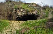 صوت: غار هوتو و غار کمربند در روستای تروجن بهشهر با قدمتی ۷۰ هزار ساله