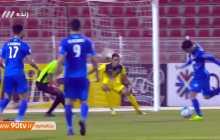 فیلم: گل سیدمحسن کریمی به التعاون عربستان در لیگ قهرمانان آسیا