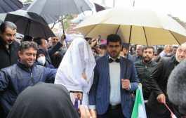 گزارش تصویری مردم ولایی مرکز استان در یوم الله ۲۲ بهمن ۱۳۹۵