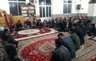 برگزاری جلسه بصیرتی پایگاه شهدای روستای چورت، حوزه نبی اکرم صلی ا.. علیه و آله