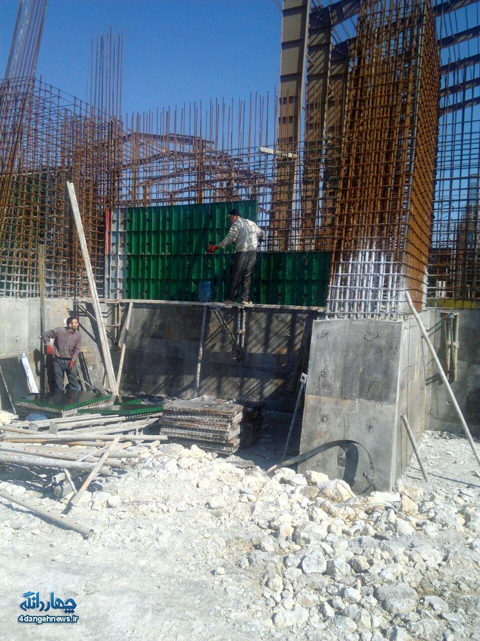 چهاردانگه ای ها صبوری کنند افتتاح زباله سوز ساری در سال آتی