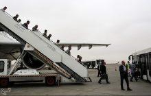 نخستین خط پروازی ایروان-ساری برقرار شد