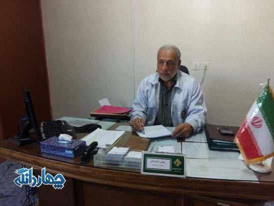 تقدیر مشاور عالی معاونت ستاد استان دکتر روحانی از حماسه بزرگ مردم چهاردانگه