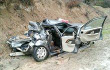 یک کشته و سه مصدوم در جاده کیاسر