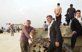 گزارش تصویری کاروان راهیان چهاردانگه در مناطق جنگی