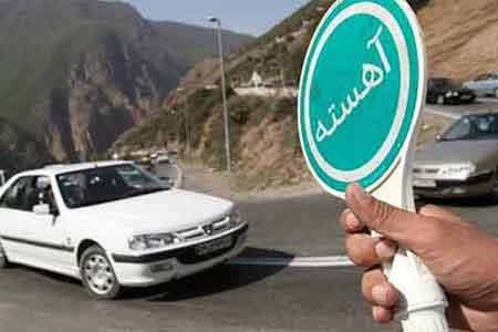 اعمال محدودیت های ترافیکی آخر هفته در محورهای مواصلاتی مازندران