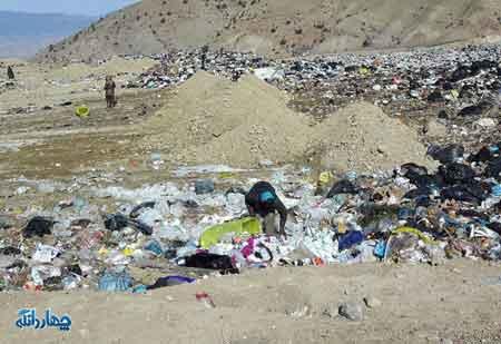 زباله از شرق تا غرب مازندران را در مینوردد