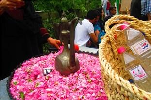 برگزاری جشنواره گلابگیری و معرفی سرزمین افسانه تمدن و طبیعت در دودانگه