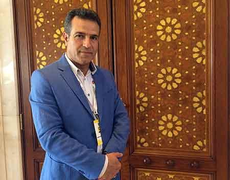 حضور مهدی زمانپور کیاسری در جشنواره فیلم مستند TRT در ترکیه