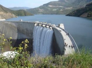 آبیاری شالیزارهای ساری با آب پشت سد شهید رجایی