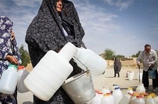 قطعی و کمبود آب آشامیدنی در 3 روستای کلیجانرستان ساری