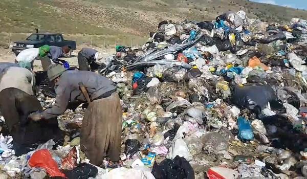 انباشت زباله در چهاردانگه برای منطقه شمال سمنان تهدید است