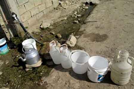 مشکل کمآبی در روستاهای بالادست چهاردانگه بحرانی شده است