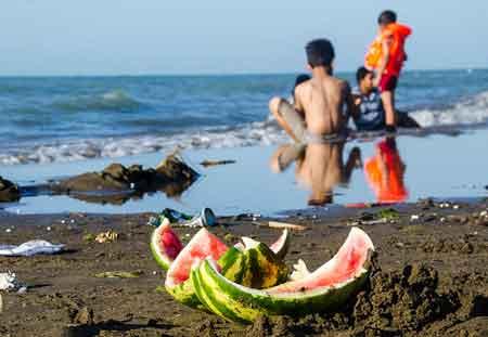 ۲۱ مرداد، روز دریای خزر/فرصتی برای نگاه مهربانانه تر! (تصاویر)