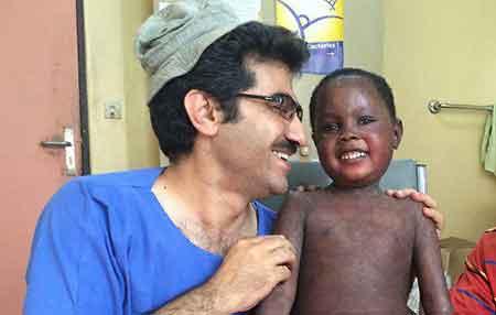 گفتگو اختصاصی با دکتر عمادی، پزشک بدون مرز مازندرانی