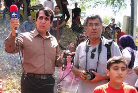 گزارش رادیویی از جشنواره هلی ترشی در روستای بالاده ( فایل صوتی )