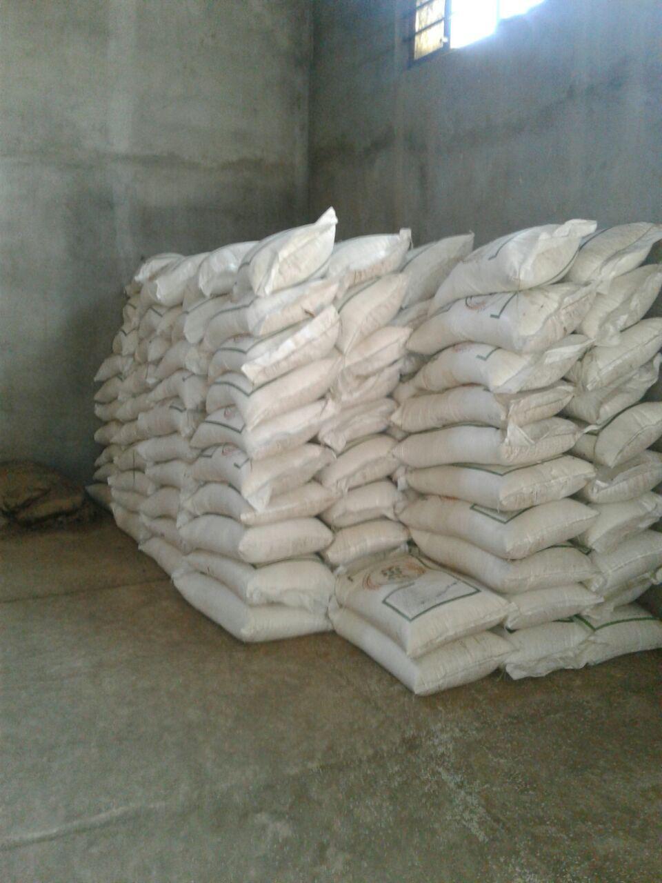 کشف 10 تن برنج قاچاق توسط پاسگاه تلمادره