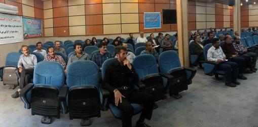 جلسه هم اندیشی و توجیهی مدیران و معاونین مدارس منطقه چهاردانگه تشکیل شد