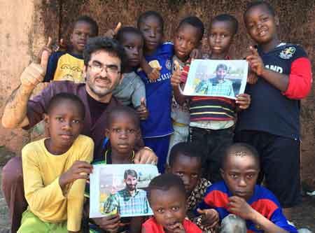 از دُکان چراغسازی تا شرح عاشقی در آفریقا