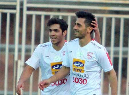 عالیشاه با گل به فوتبال برگشت(عکس)