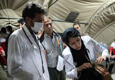 آمادگی ۱۰۰ پزشک و ۲۰۰ پرستار مازندرانی برای اعزام به کرمانشاه