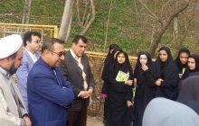 بازدید مدیر کل آموزش و پرورش استان مازندران از مدارس منطقه چهاردانگه