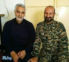 پیام  حجت الاسلام شیخ محمد کاظمی کیاسری مشاور فرماندهی سوریه