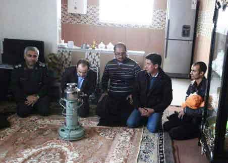 افتتاح خانه ساختهشده توسط گروه جهادی علویون دانشگاه مازندران در کردمیر+تصاویر