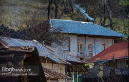 گزارش تصویری از طبیعت روستای «قارنسرا» بخش دودانگه