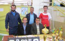 از داور بین المللی فوتبال کشور در منطقه چهاردانگه تقدیر شد